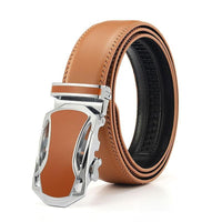 Men's Real Leather Waist Strap - sparklingselections