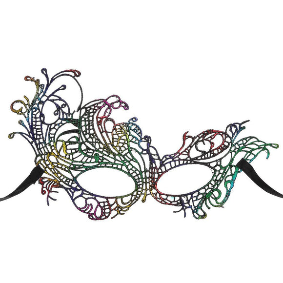 Catwoman Halloween Cutout Prom Party Mask