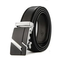 Men's Genuine Leather Ratchet Stylish Belt For Jeans - sparklingselections