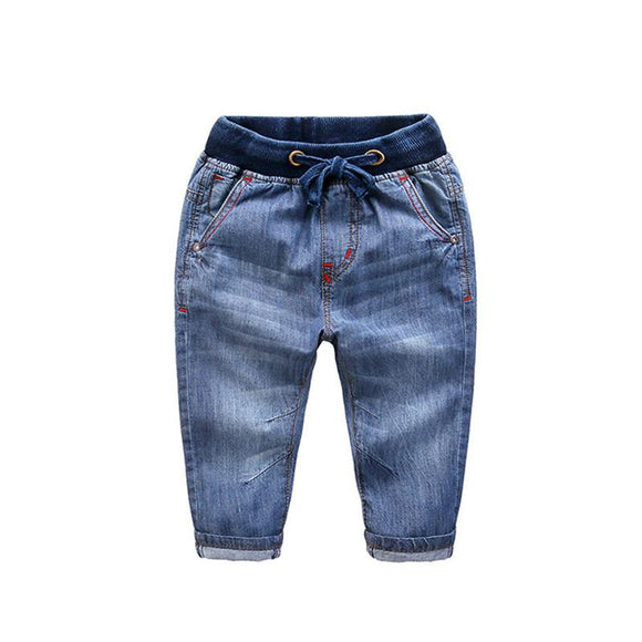 new kids Spring and Autumn Denim Trousers Jeans size 456