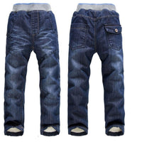 New Arrival kid Thick Winter Warm Trousers size 34t - sparklingselections