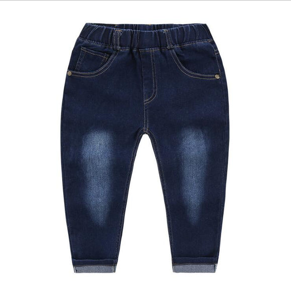 new Fashion denim kids trousers jeans size 234t