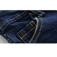 new Autumn Kids Casual Blue Denim Trousers size 456 - sparklingselections