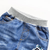 new Spring and Autumn kid's denim jeans size 346t - sparklingselections