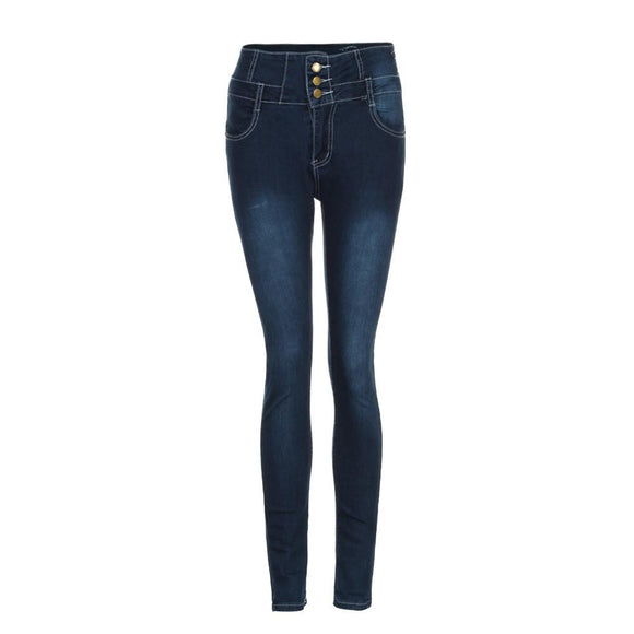 New Stretch Elastic Fashion Slim Skinny Jeans for women