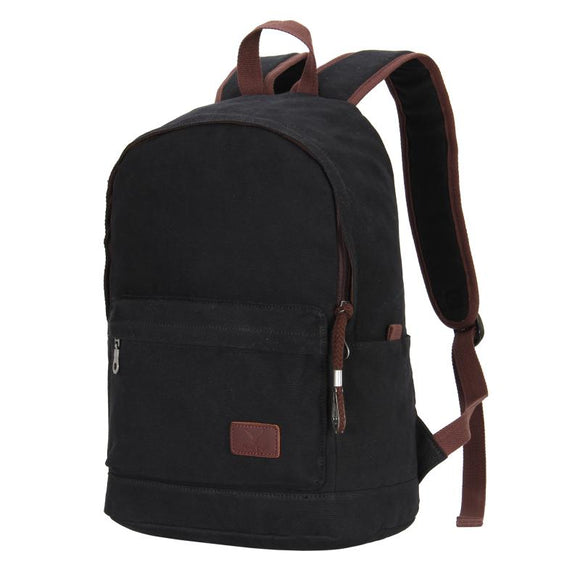 New Travel Business Laptop Canvas Backpacks