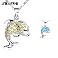 Heart Collier Beauty Pendant Necklace For Women - sparklingselections