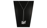 Butterfly Chokers Pendant Fashion Necklace For Women - sparklingselections