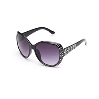 New Innovative Design Womens Oval Shaped Sunglasses Fashion Summer Vacations Acrylic Sunglasses - sparklingselections