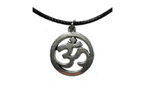 Yoga Om Pendant Chain Necklace High Quality Necklace Jewelry For Women/Men