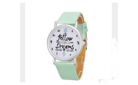 Luxury Female Quartz Clock Relojes De Marca Mujer Watch