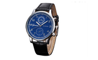 Retro Design PU Leather Band Analog Alloy Quartz Wrist Watch
