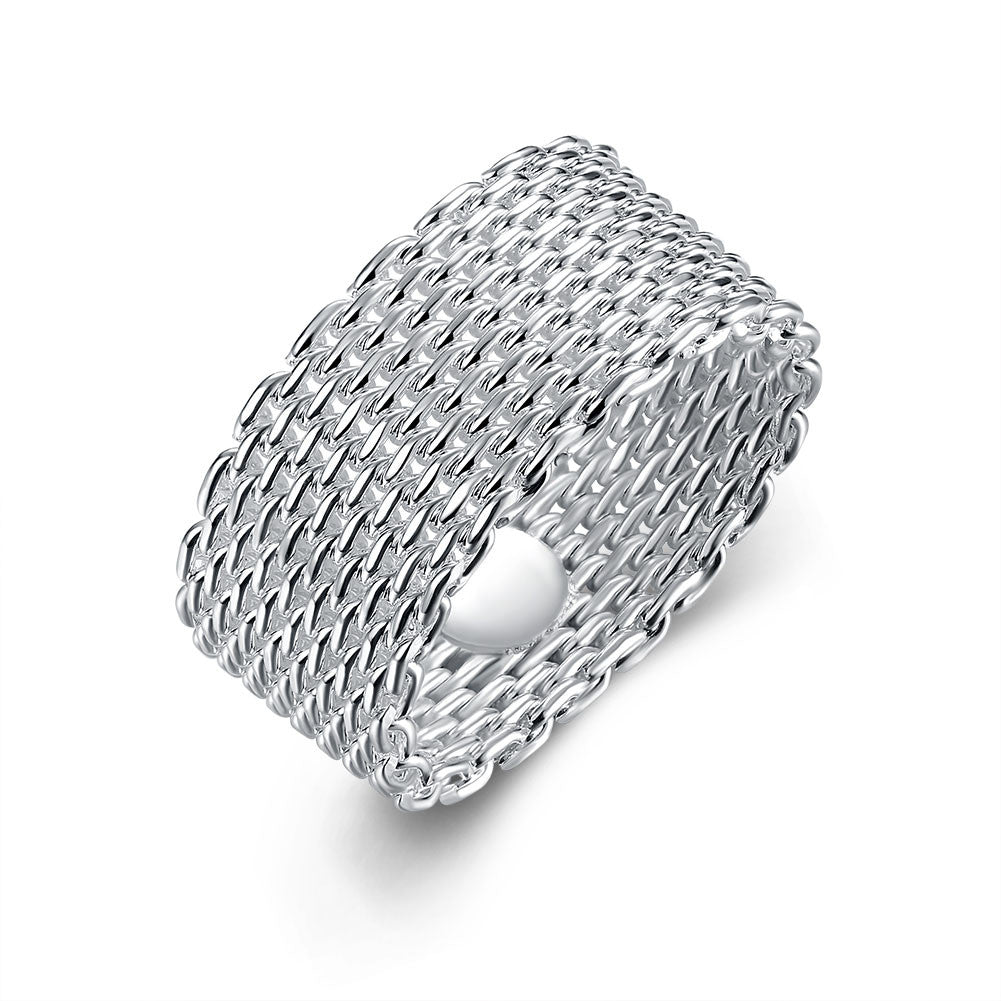 *Stylish Mesh Women's Finger Ring