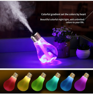 Ultrasonic USB Home Humidifier for healthy lifestyle