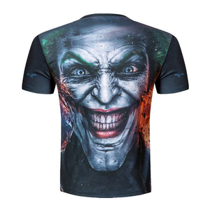 Joker 3D T-Shirt (The Clown Prince of Crime) DC Universe
