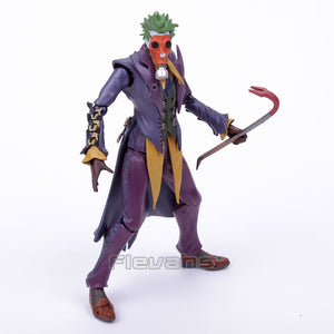 Currently Trending The Joker INJUSTICE ver. PVC Action Figure Collectible Model Toy (Batman) 15cm Boxed by SHFiguarts
