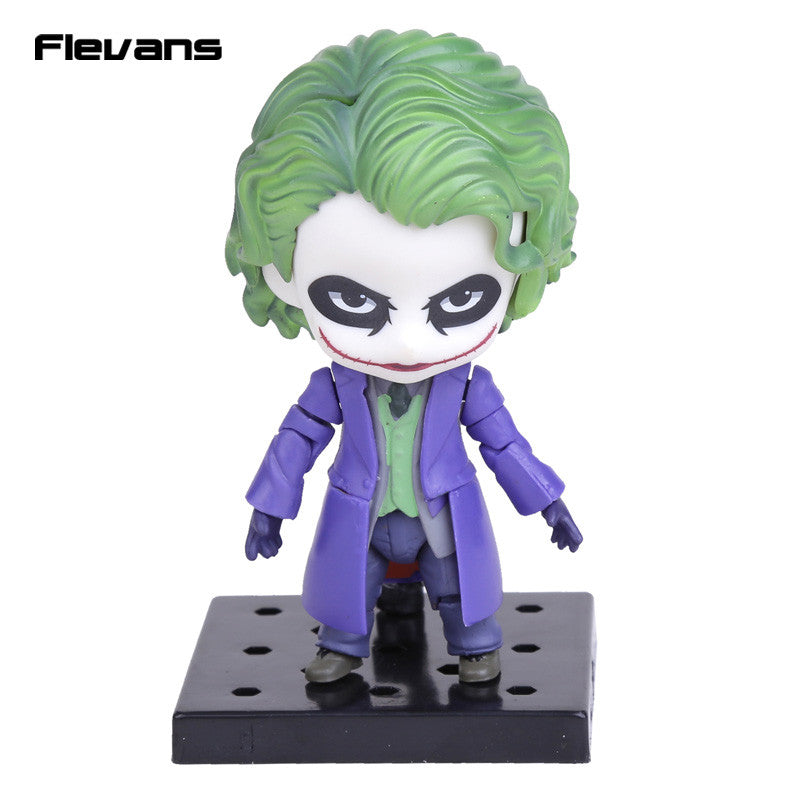 "Currently Trending The Joker Villain's Edition #566 - The Dark Knight PVC Action Figure 4"" by Flevans"