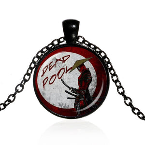 Currently Trending Deadpool Jewelry Marvel Comics