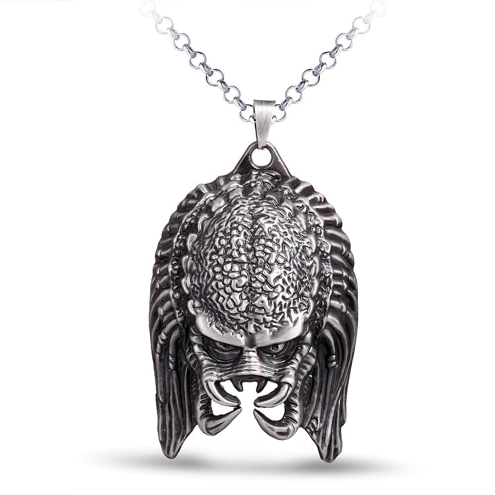 High Quality Predator Pendant Necklace