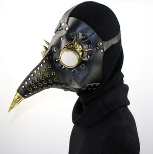 Steampunk Plague Doctor Bird Mask