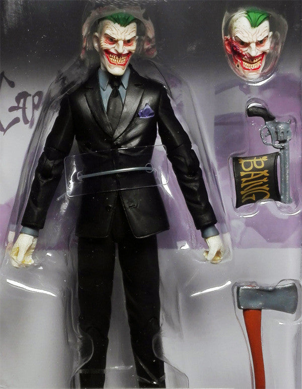 DC COMICS Designer Series DC Collectibles Batman The Joker by Greg Capullo PVC Action Figure 16cm