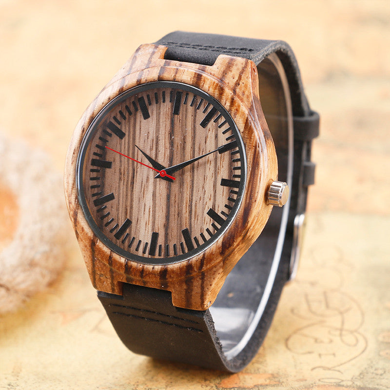 Currently Trending Handmade Wooden Fashionable Watch for Men & Women