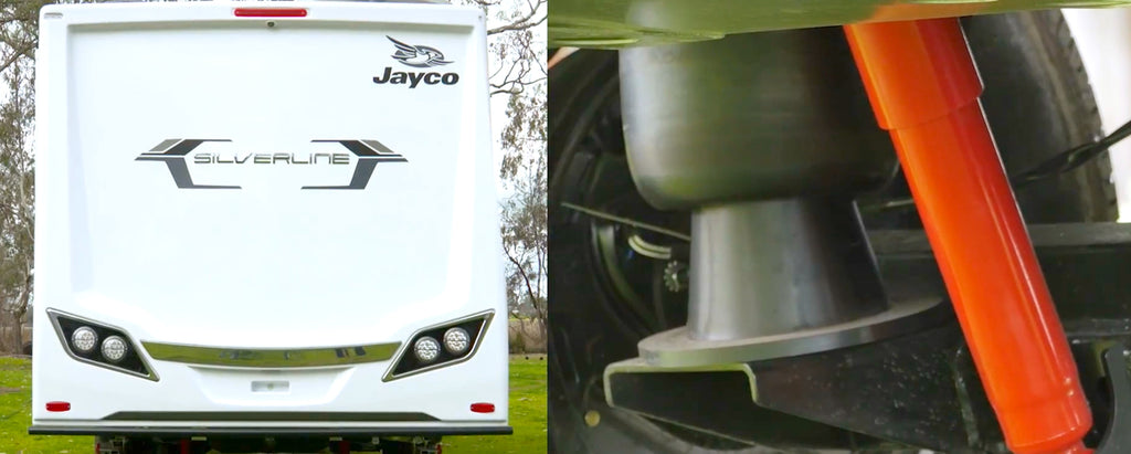 Jayco JTECH Air Suspension