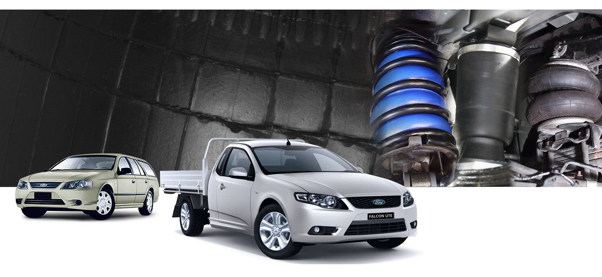 Ford Falcon Airbag Suspension Kits
