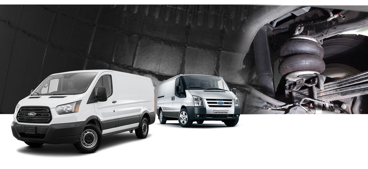 Ford Transit Airbag Suspension Kits