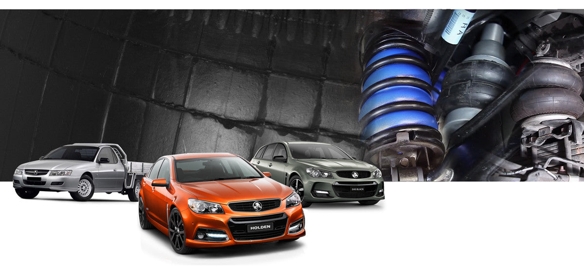 Holden Commodore Airbag Suspension Kits