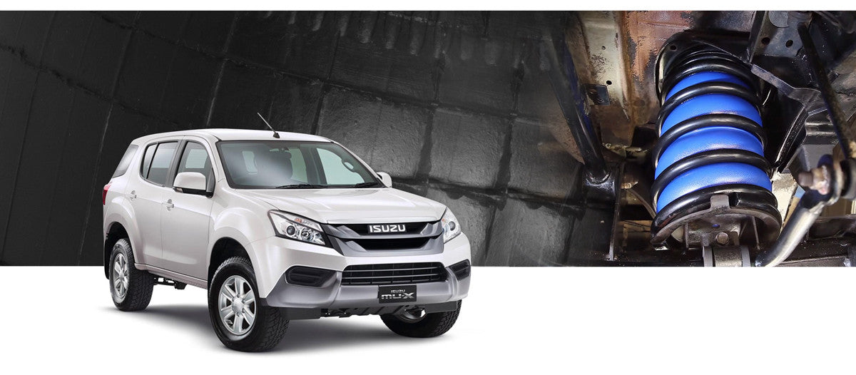 Isuzu MUX Airbag Suspension Kits
