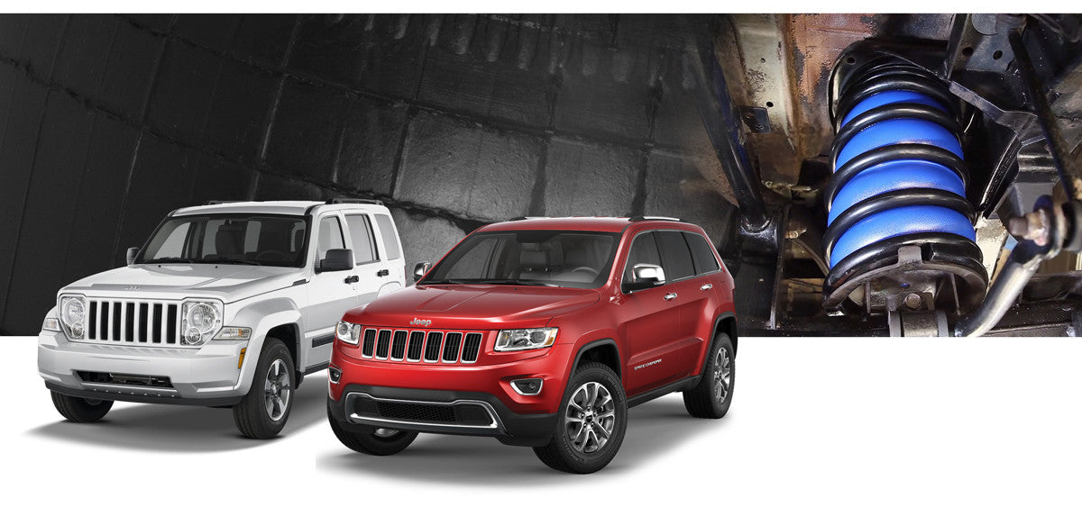 Jeep Grand Cherokee Airbag Suspension Kits