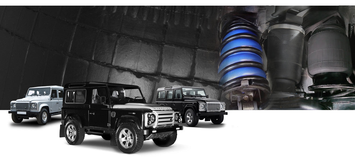 Land Rover Defender Airbag Suspension Kits