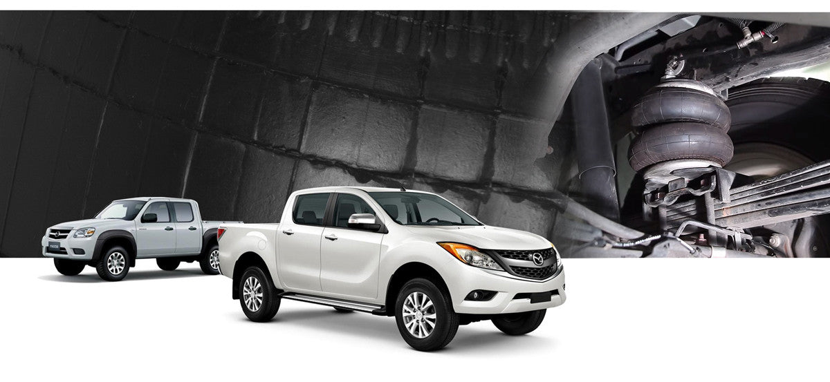 Mazda BT50 Airbag Suspension Kits