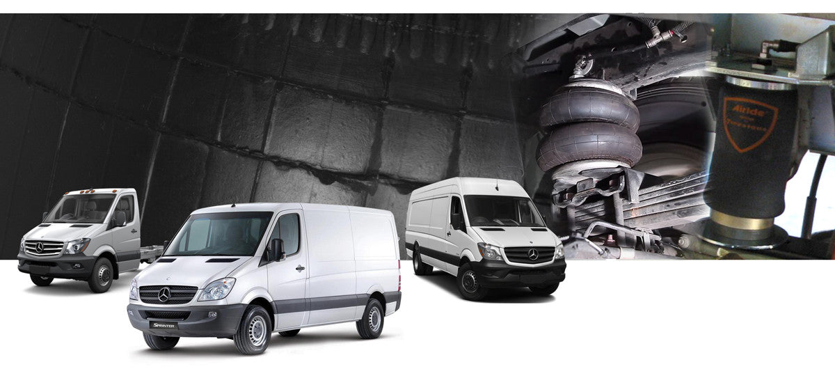 Mercedes Sprinter Airbag Suspension Kits