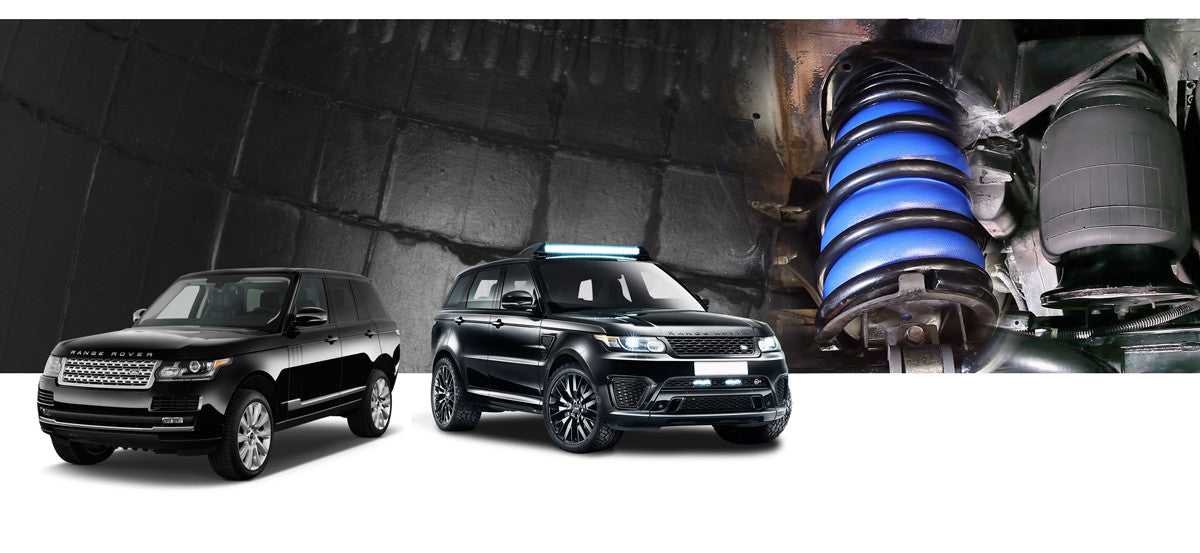 Range Rover Airbag Suspension Kits