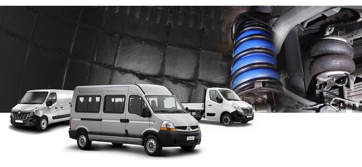 Renault Master Airbag Suspension Kits