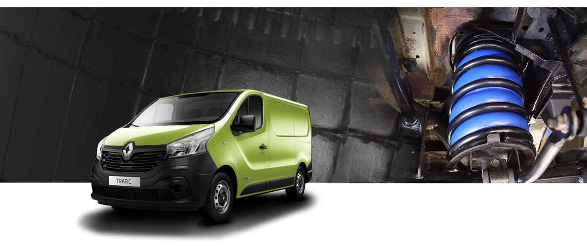 Renault Traffic Airbag Suspension Kits