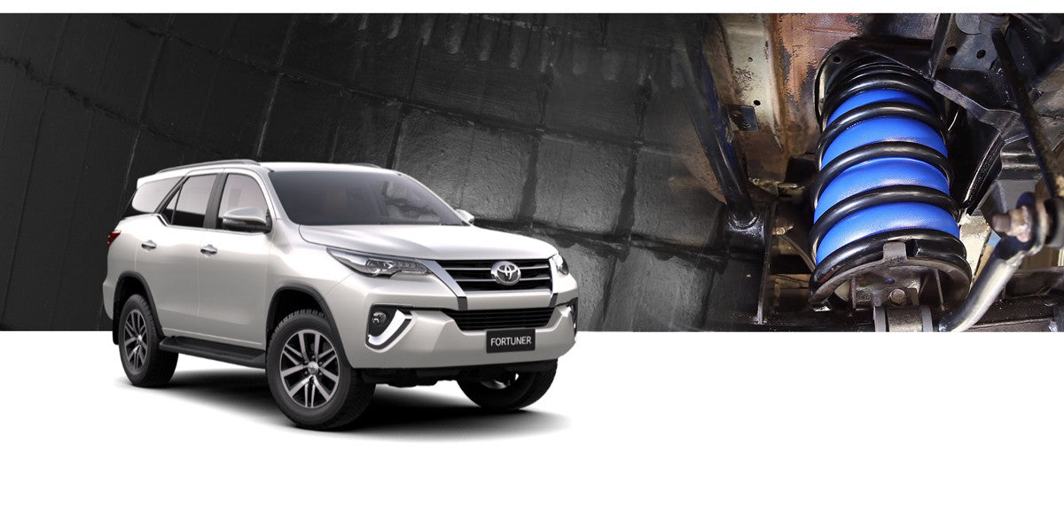 Toyota Fortuner Airbag Suspension Kits