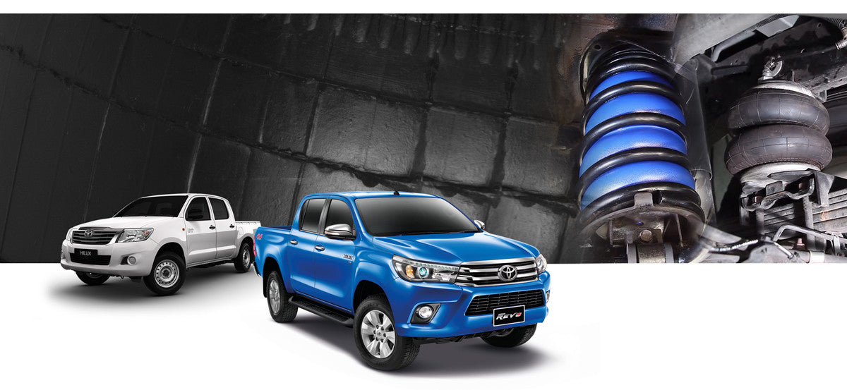 Toyota Hilux Airbag Suspension Kits