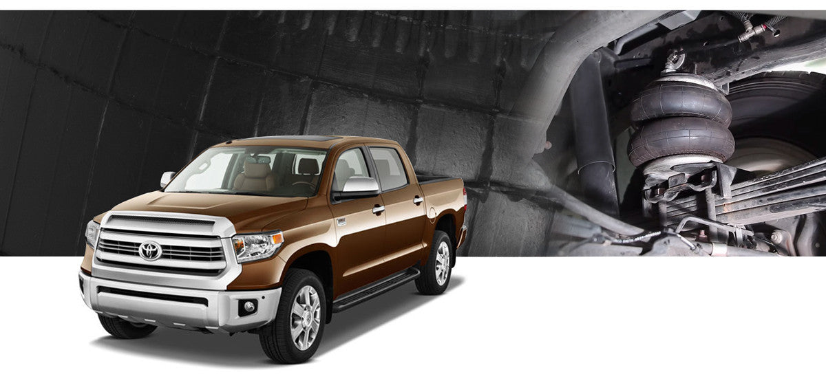 Toyota Tundra Airbag Suspension Kits