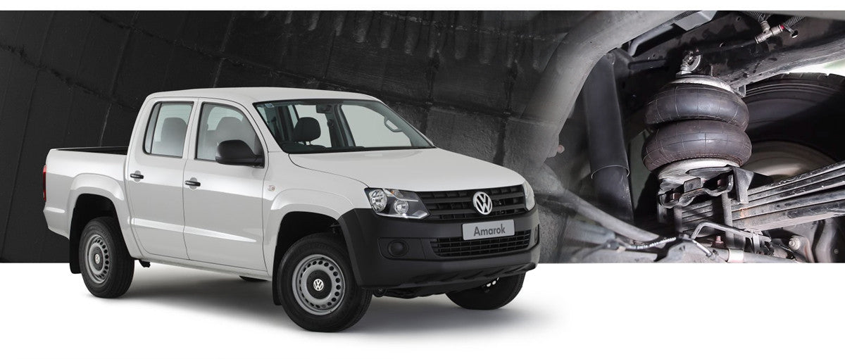 Volkswagen Amarok Airbag Suspension Kits