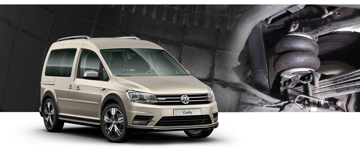 Volkswagen Caddy Airbag Suspension Kits