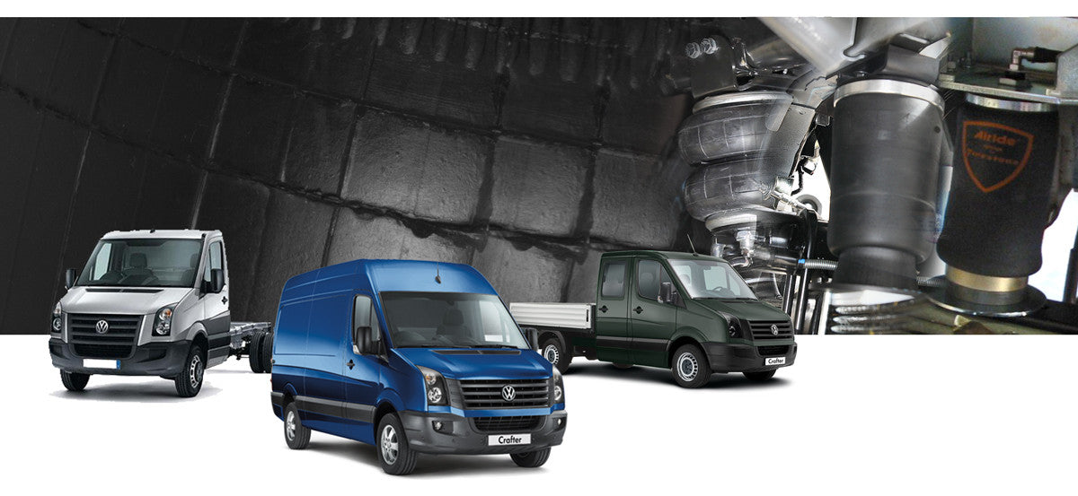 Volkswagen Crafter Airbag Suspension Kits