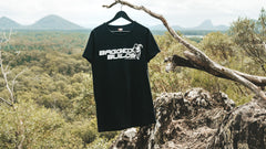Bagged Builds Black T Shirt - Medium