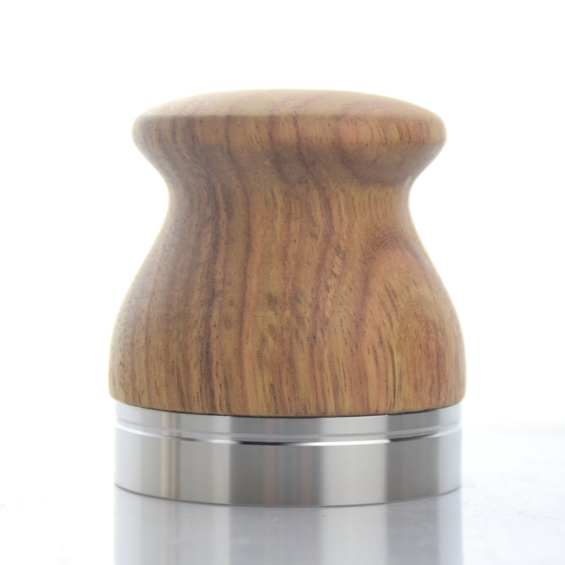 53MM Coffee Tamper With Rosewood Handle