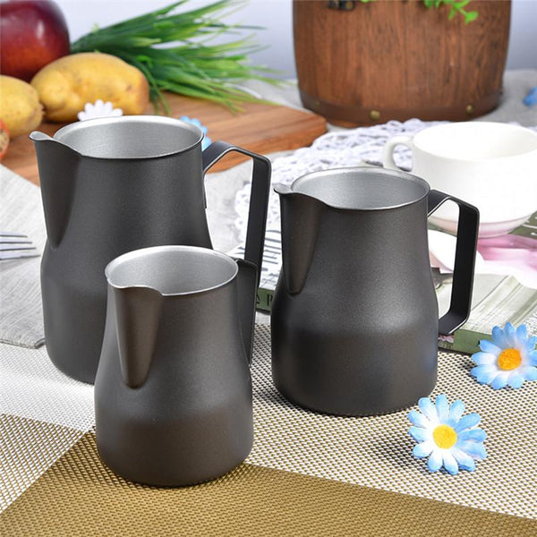 black motta milk jug