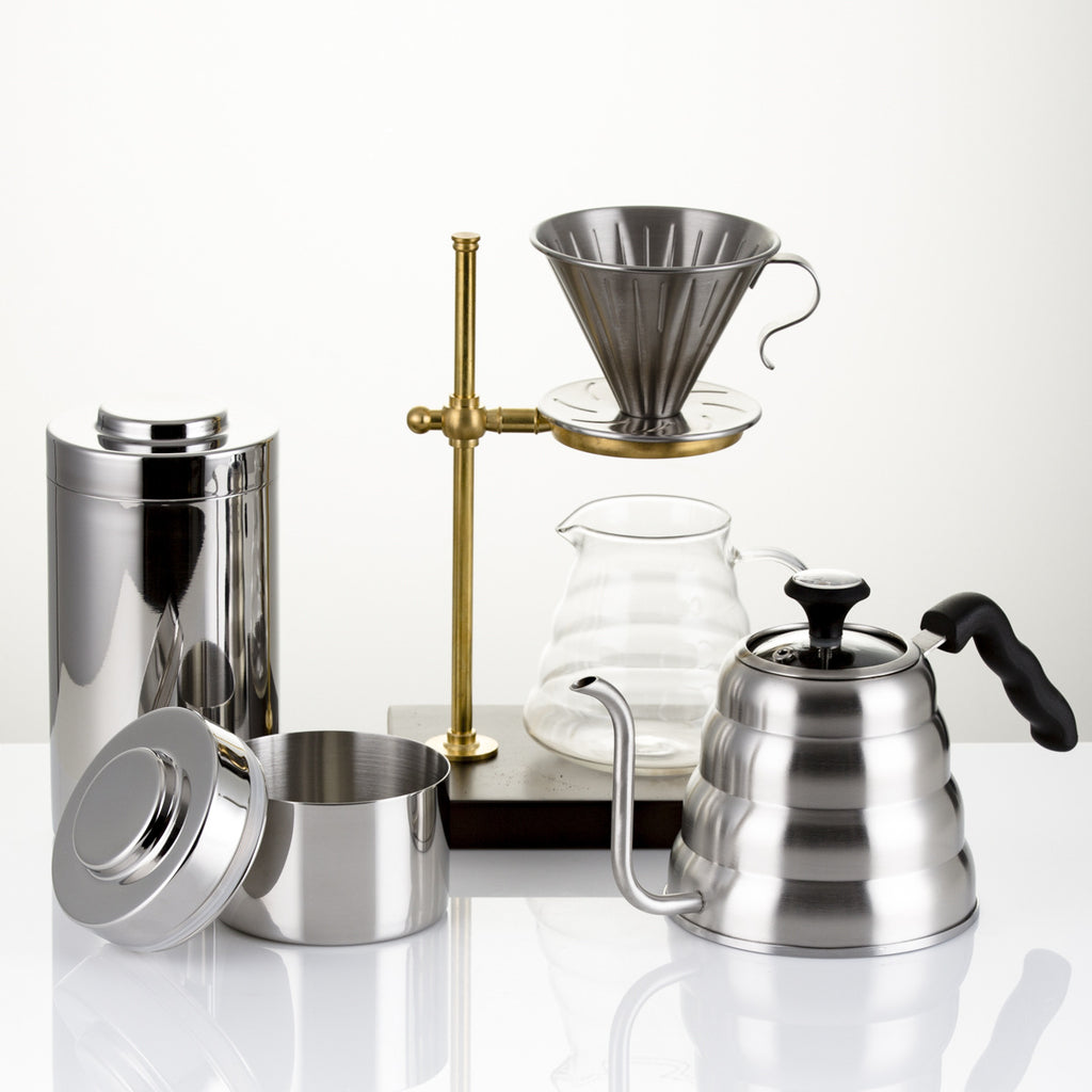 silver Color Coffee Dripper