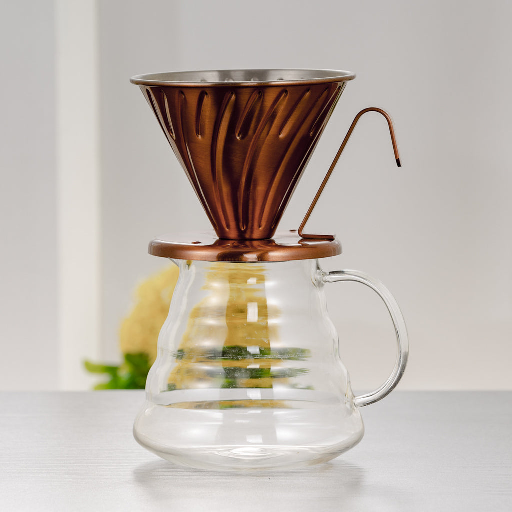 Gold Color Coffee Dripper