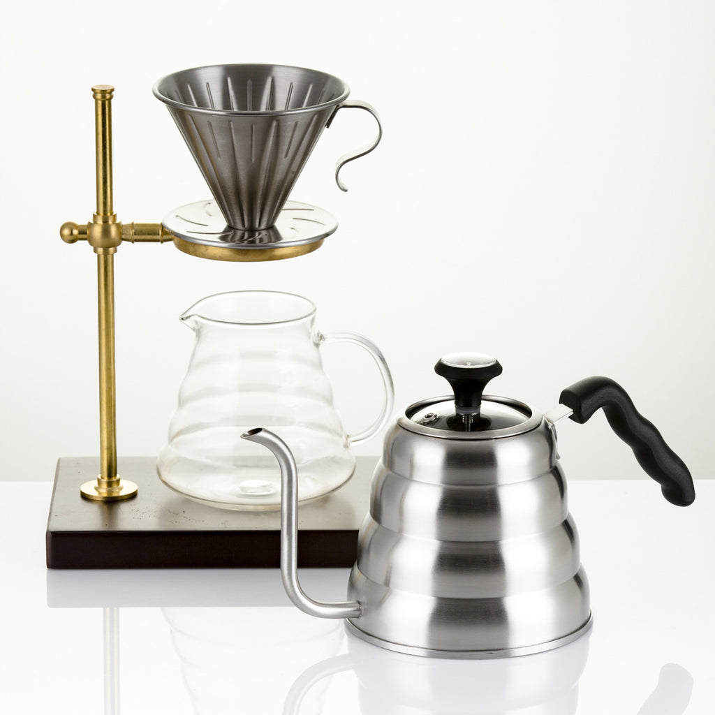 stainless steel coffee drippers